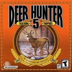 Cover Deer Hunter 5: Tracking Trophies