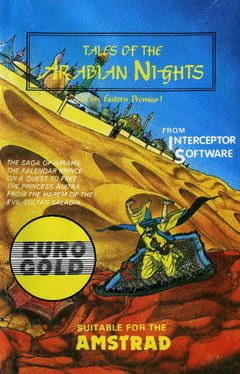 Cover Tales of the Arabian Nights