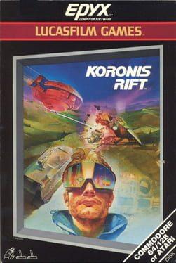Cover Koronis Rift