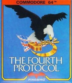 Cover The Fourth Protocol