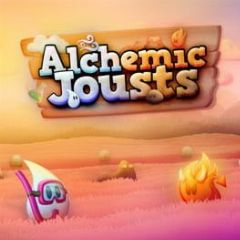 Cover Alchemic Jousts