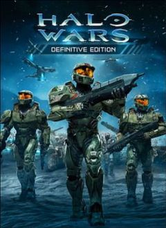 Cover Halo Wars: Definitive Edition