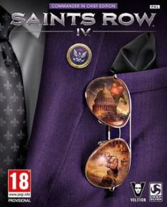 Cover Saints Row IV: Commander In Chief Edition