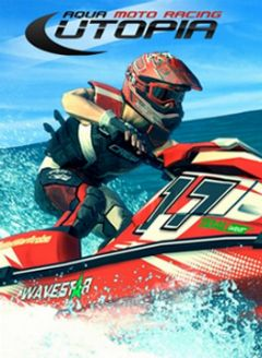 Cover Aqua Moto Racing Utopia