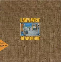 Cover Law of the West