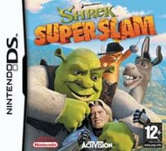 Cover Shrek Super Slam