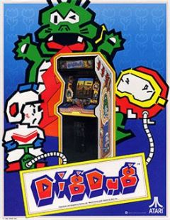 Cover Dig Dug