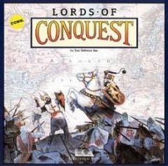 Cover Lords of Conquest
