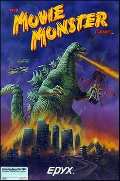 Cover The Movie Monster Game