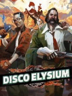 Cover Disco Elysium