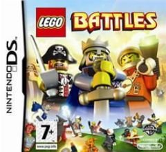 Cover Lego Battles