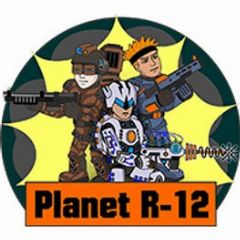 Cover Planet R-12