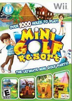 Cover Mini Golf Resort