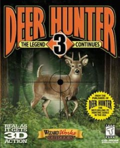 Cover Deer Hunter 3: The Legend Continues