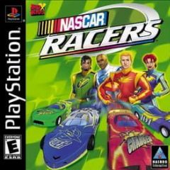 Cover NASCAR Racers