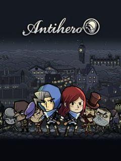 Cover Antihero