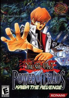 Cover Yu-Gi-Oh! Power of Chaos: Kaiba the Revenge