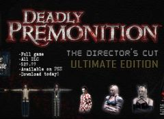 Cover Deadly Premonition: The Director's Cut Ultimate Edition