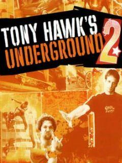 Cover Tony Hawk's Underground 2