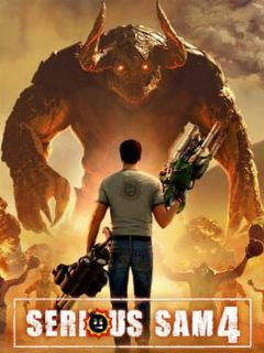 Cover Serious Sam 4: Planet Badass