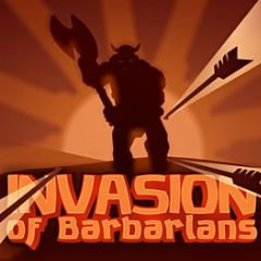 Cover Invasion of Barbarians