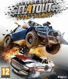 Cover Flatout 4: Total Insanity