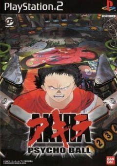 Cover Akira Psycho Ball
