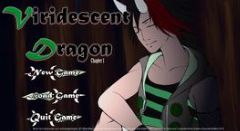 Cover Viridescent Dragon: Chapter 1