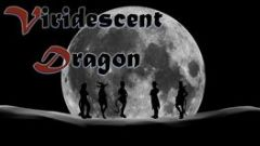 Cover Viridescent Dragon: Halloween Special