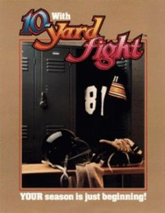 Cover 10-Yard Fight