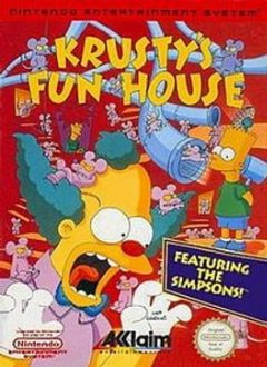 Cover Krusty's Fun House