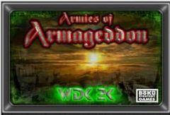 Cover Armies of Armageddon: WDK 2K