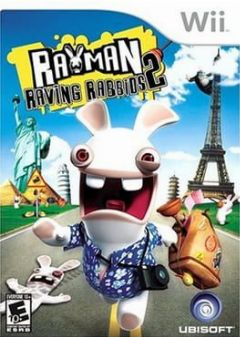 Cover Rayman Raving Rabbids 2