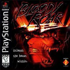 Cover Bloody Roar