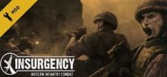 Cover INSURGENCY: Modern Infantry Combat
