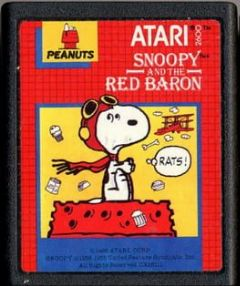 Cover Snoopy and the Red Baron