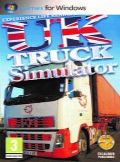 Cover UK Truck Simulator