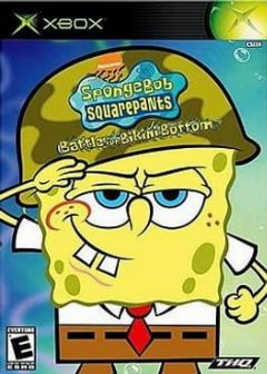 Cover Spongebob Squarepants: Battle For Bikini Bottom