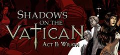 Cover Shadows on the Vatican Act II: Wrath