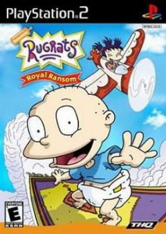 Cover Rugrats: Royal Ransom
