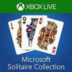 Cover Microsoft solitaire collection