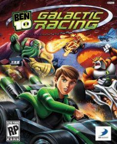 Cover Ben 10: Galactic Racing