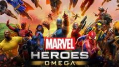 Cover Marvel Heroes Omega