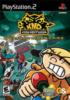 Cover Codename: Kids Next Door – Operation: V.I.D.E.O.G.A.M.E.