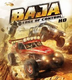 Cover Baja: Edge of Control HD