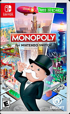 Cover Monopoly for Nintendo Switch
