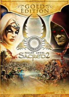 Cover Sacred 2 Gold