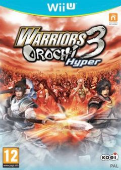 Cover Warriors Orochi 3 Hyper