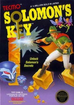 Cover Solomon's Key