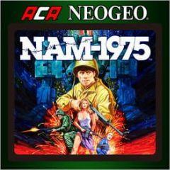 Cover ACA NEOGEO NAM-1975